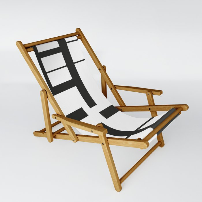 Lines #3 Sling Chair