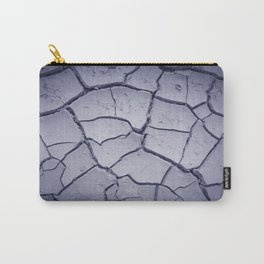 cracked land Carry-All Pouch