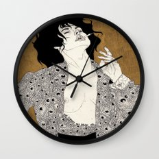 Come On (She Make Me Kill Myself) Wall Clock