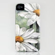 Karen's Daisies Slim Case iPhone (4, 4s)