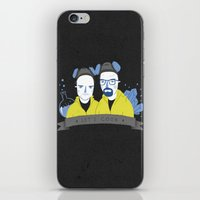 cook iPhone & iPod Skins featuring Let's cook by Paula García