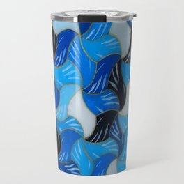 Tessellate the Americas Travel Mug