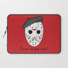 Psycho Killer Laptop Sleeve