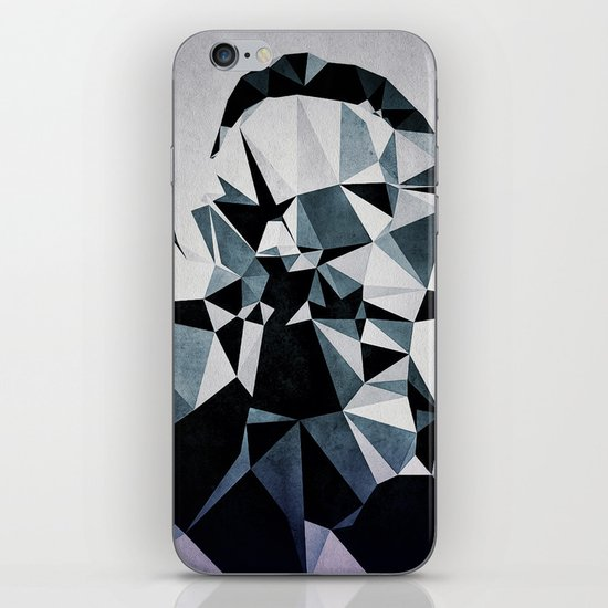 pyly fyce iPhone & iPod Skin