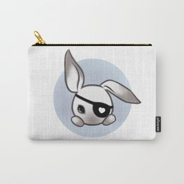 Cute and Pirate Bunny Carry-All Pouch