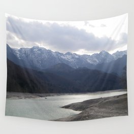 River Deep, Mountains High Wall Tapestry