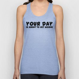 Your Day Unisex Tank Top