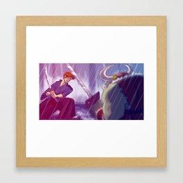 Samurai Showdown Framed Art Print
