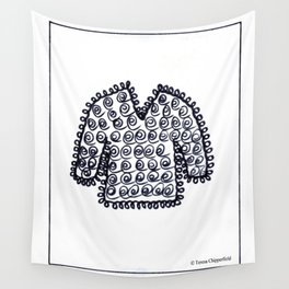 WOOLLY JUMPER - SWEATER TO YOU Wall Tapestry