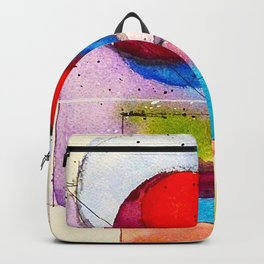 He`s got the sun and the moon  XII Backpack