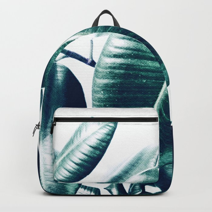Ficus Elastica #1 Backpack