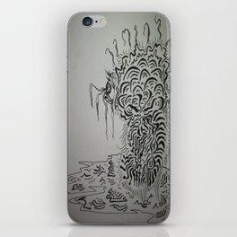 Ink Baby Doodle iPhone Skin