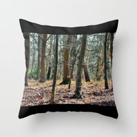 poetry Throw Pillows featuring ...poetry... by Astrid Ewing
