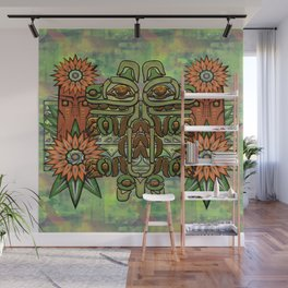 Forest Power Wall Mural