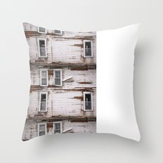 Distressed Throw Pillow