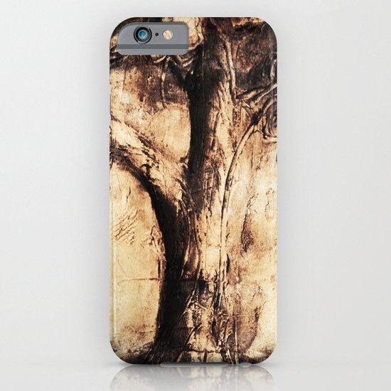 Burnt Tree iPhone & iPod Case