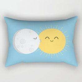 I Love You Sun! Rectangular Pillow