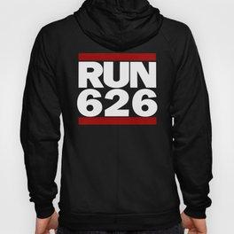 626 Design Run California Gifts 626 Shirt Hoody