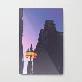 Magenta Prints #1 Metal Print