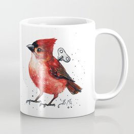 Wind Up Mini XCV Coffee Mug