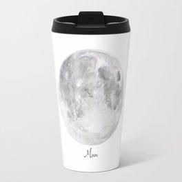Moon planet Travel Mug