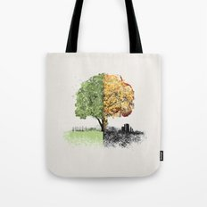 War and Peace Tote Bag