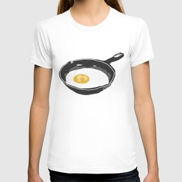 Egg in a Frying Pan T-shirt
