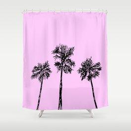 Warm Breeze Shower Curtain