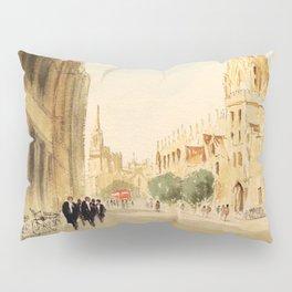 Oxford High Street Pillow Sham
