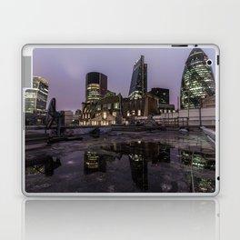 London night missions Laptop & iPad Skin