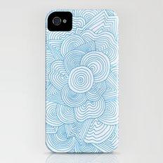 Doodle #1 iPhone (4, 4s) Slim Case