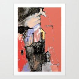 'Soul' Art Print