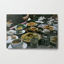 chinese delight Metal Print