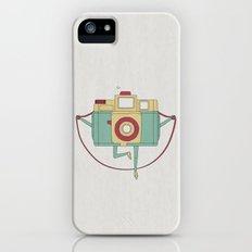 1, 2, 3, click! iPhone (5, 5s) Slim Case