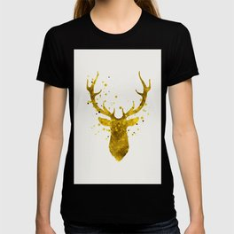 Gold Deer T-shirt