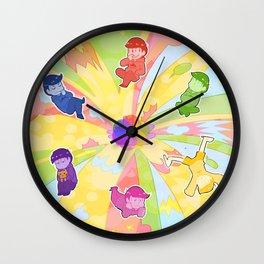 Ososan Wall Clock