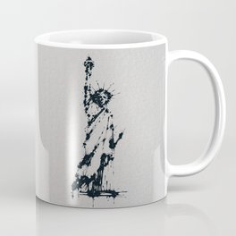 Splaaash Series - Liberty Ink Coffee Mug