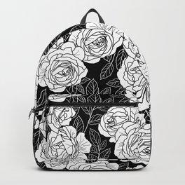 b1515798c4 ROSE GARDEN BW Backpack