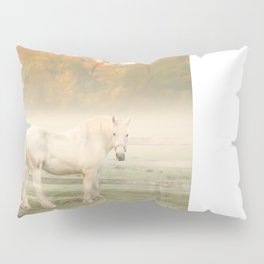 A Horse With No Name Pillow Sham