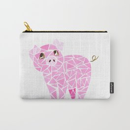 Geometric piggy Carry-All Pouch