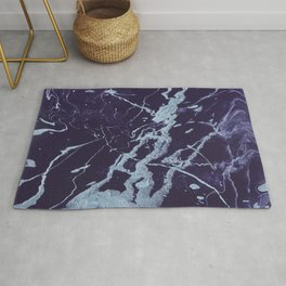 Rivulets - An Abstract Rug