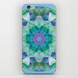Mandalas of Healing and Awakening 10 iPhone Skin
