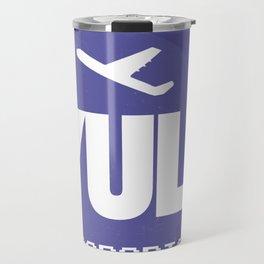YUL Aeroports de Montreal Travel Mug