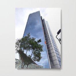 Modern Skyscraper Metal Print