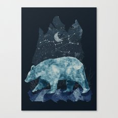 The Great Bear Canvas Print