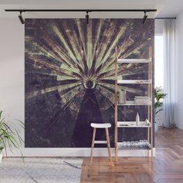 Geometric Art - SUN Wall Mural