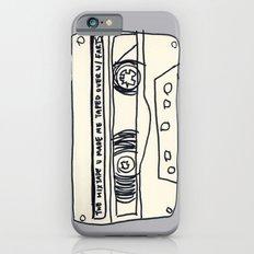 cassette schmassette iPhone 6s Slim Case