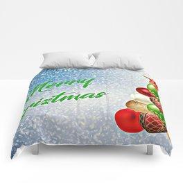 Christmas Bauble Tree Comforters