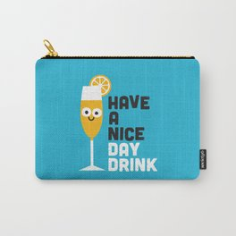 Thanks a Brunch Carry-All Pouch