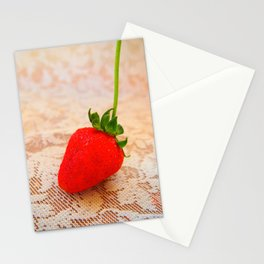 sweety strawberry! Stationery Cards